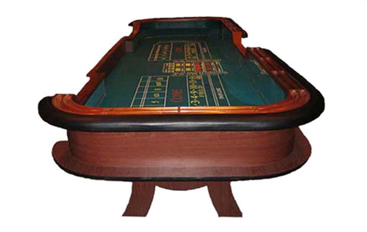 Awesome Premium Craps Table Made In The Usa Best Image Libraries Weasiibadanjobscom