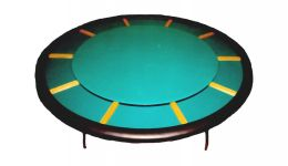 10 player folding poker table made in the usa