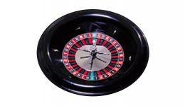18 plastic roulette wheel made in the usa