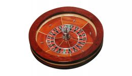 22 roulette wheel made in the usa