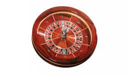 25 roulette wheel made in the usa