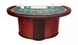Professional blackjack table made in the usa