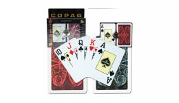 Copag aldrava jumbo index playing cards