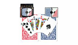 Copag paisley regular index playing cards