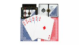 Copag regular index playing cards pinochle