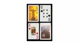 Copag rio de janiero jumbo index playing cards