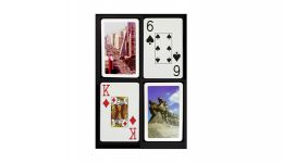 Copag sao paulo jumbo index playing cards