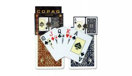 Copag script jumbo index playing cards