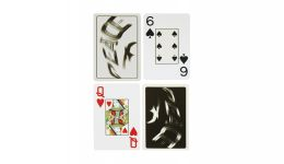 Copag silver series peace playing cards