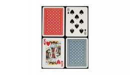 Davinci neve regular index playing cards en