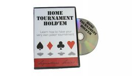 Home tournament series poker dvd