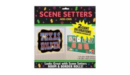 Texas holdem scene setter vinyl wall decor