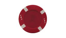 Big slick holdem poker chips