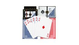 Copaq poker size playing cards