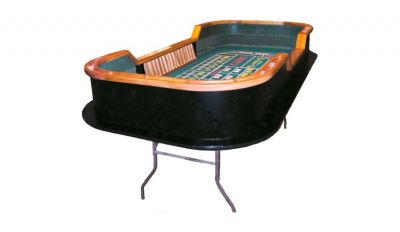96 folding craps table made in the usa