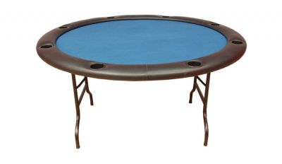 Round folding poker table made in usa