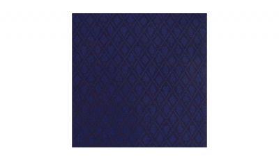 Royal blue suited poker felt